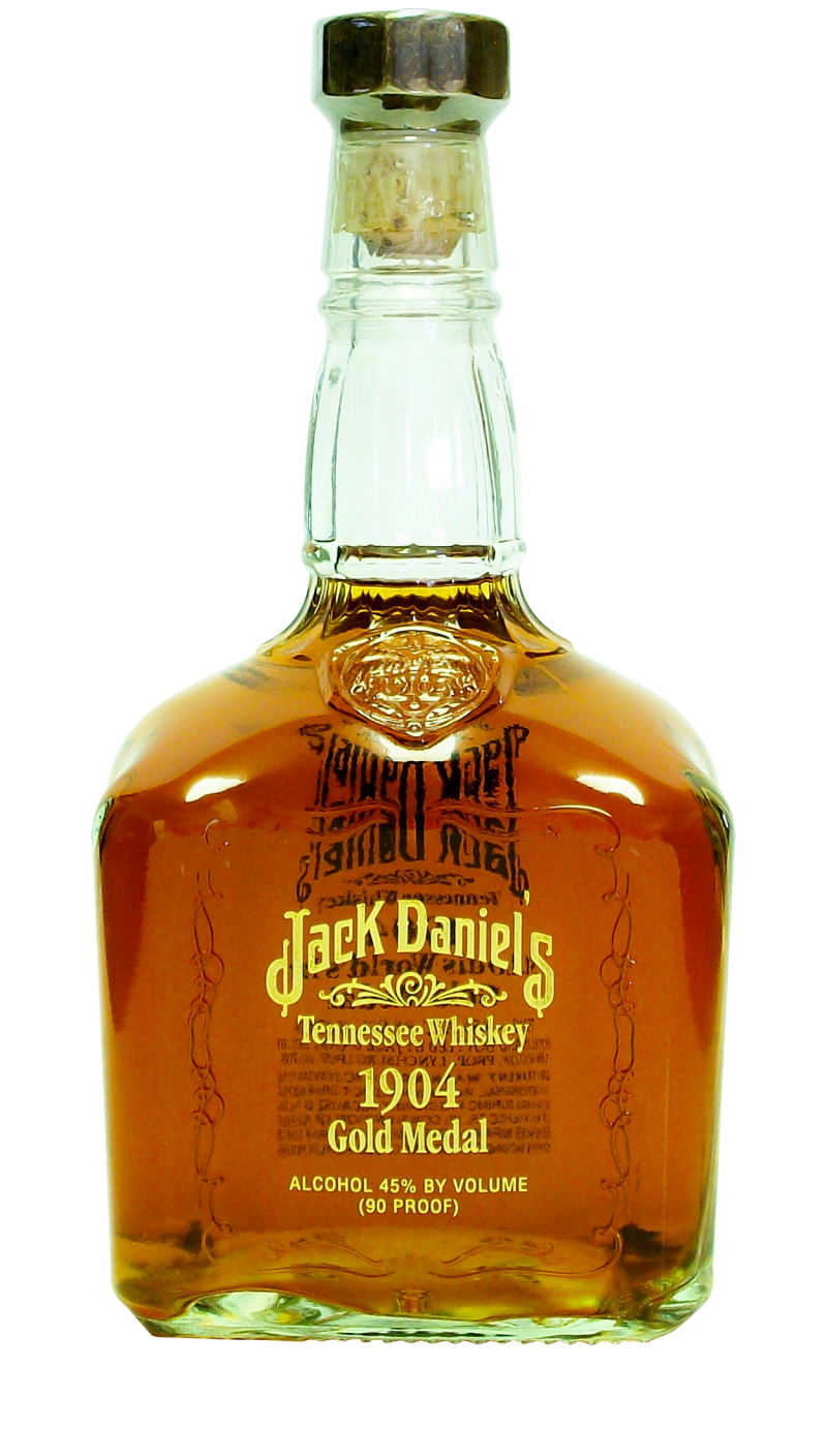 The US and International versions were both available only in the 750ml size and were filled with 90 proof whiskey