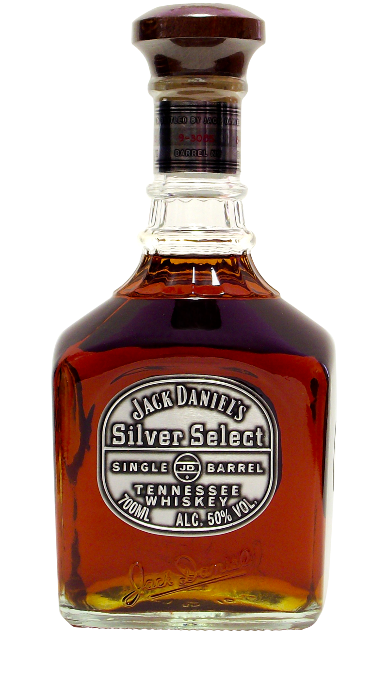 Debuting in 1997, the Silver Select Single Barrel bottle is currently on its 2nd Generation with a bottle change occurring in 2011